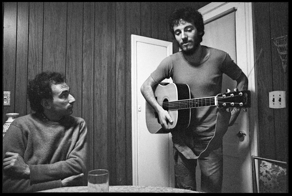 Peter Knobler & Bruce Springsteen F10