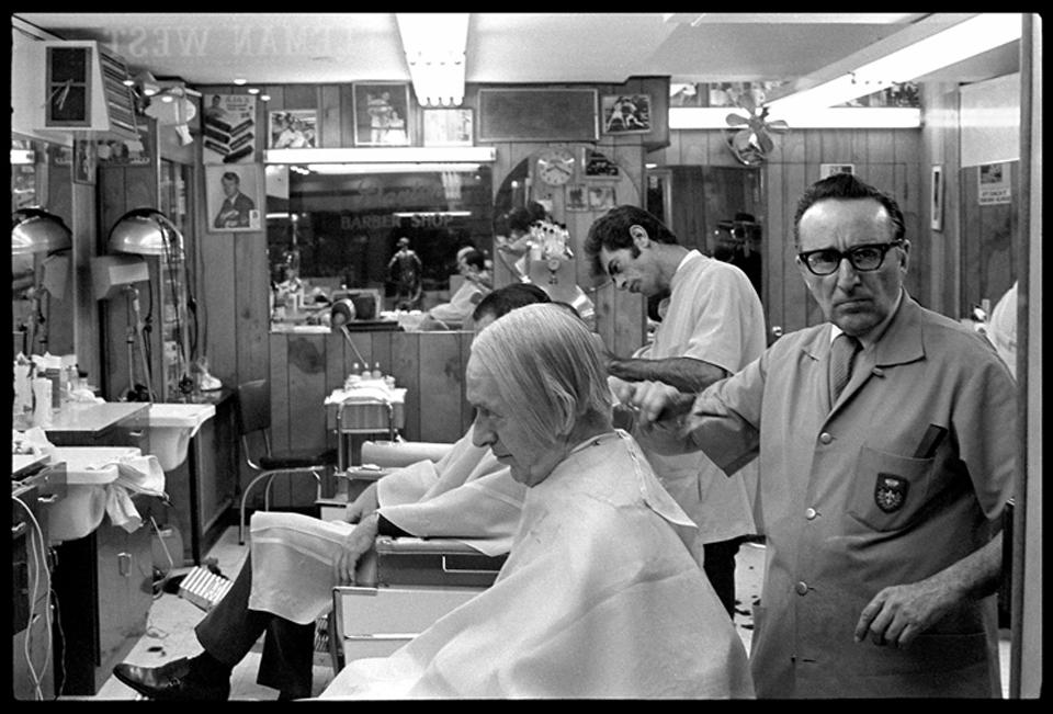 Barbershop 1972