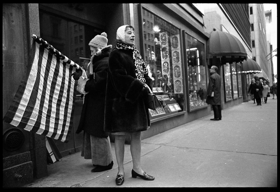 NYC St. scene 1972