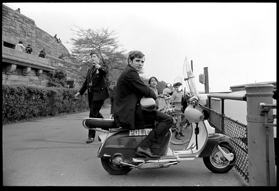 Gracie Park Cops 1972