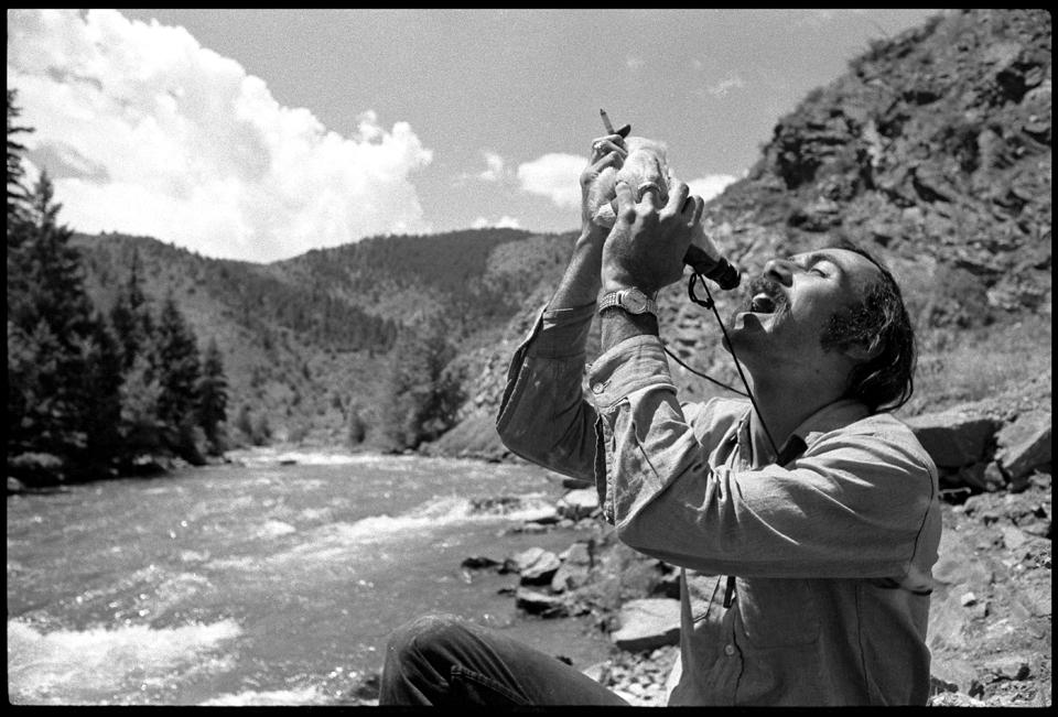 river drink