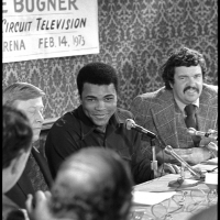 """Ali vs Bugner Press Conference"" Philadelphia, PA 1973 F11"