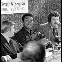 """Ali vs Bugner Press Conference"" Philadelphia, PA 1973 F12"