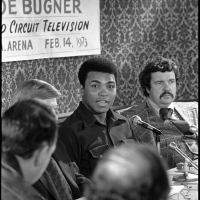 """Ali vs Bugner Press Conference"" Philadelphia, PA 1973 F16"