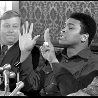 """Ali vs Bugner Press Conference"" Philadelphia, PA 1973 F23"