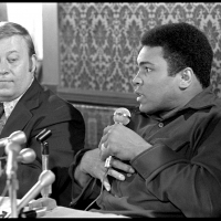 """Ali vs Bugner Press Conference"" Philadelphia, PA 1973 F24"