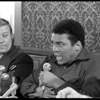 """Ali vs Bugner Press Conference"" Philadelphia, PA 1973 F25"