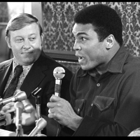 """Ali vs Bugner Press Conference"" Philadelphia, PA 1973 F43"