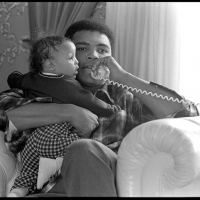 """Ali and Son"" Cherry Hill, NJ 1973  F11"