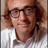 """""""Woody Allen"""" West 57th Street NYC 1973 RGB 125"""