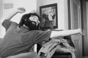Jerry Garcia Newsweek