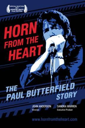 Paul Butterfield Documentary