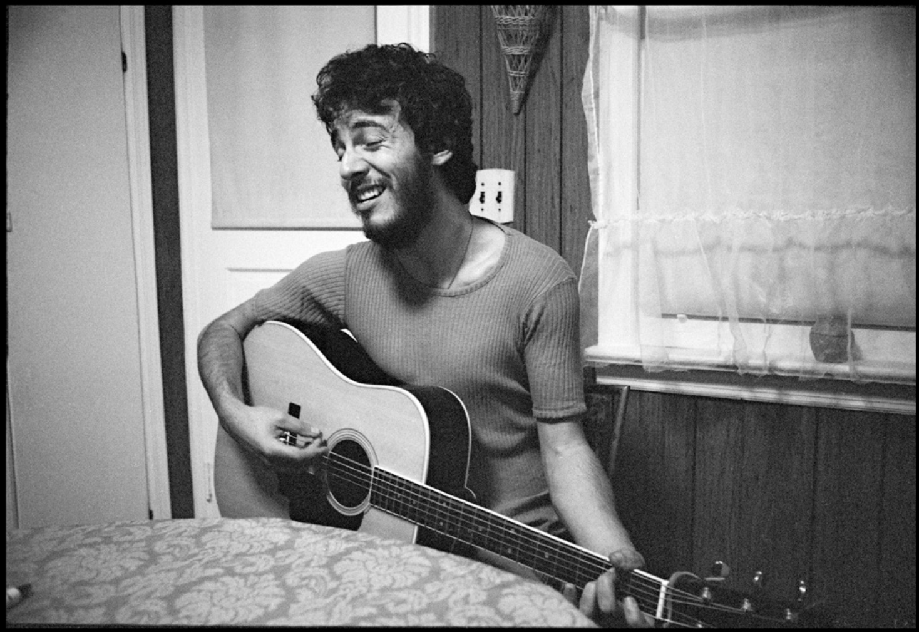 Bruce Springsteen at NYU TISCH
